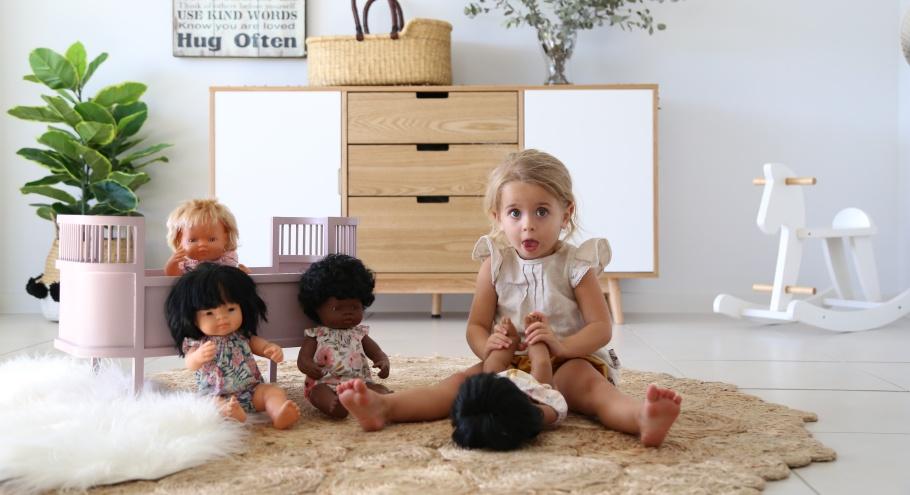 Нужны ли куклы с половыми признаками?