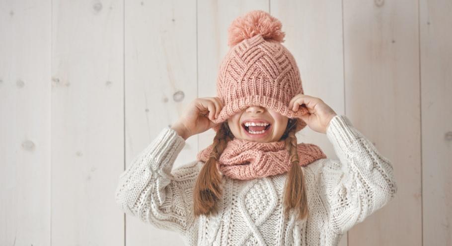 Не держи голову в холоде: выбираем шапку для ребёнка