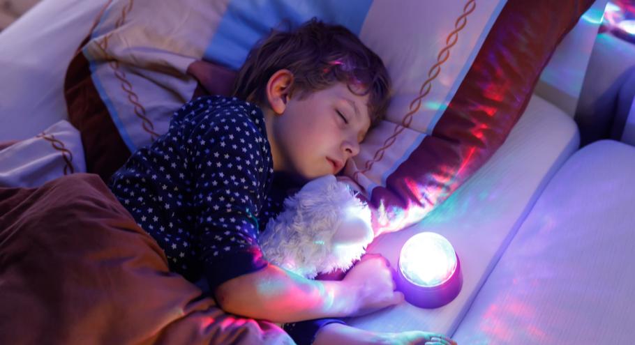 12 светильников для малышей, которые боятся спать в темноте