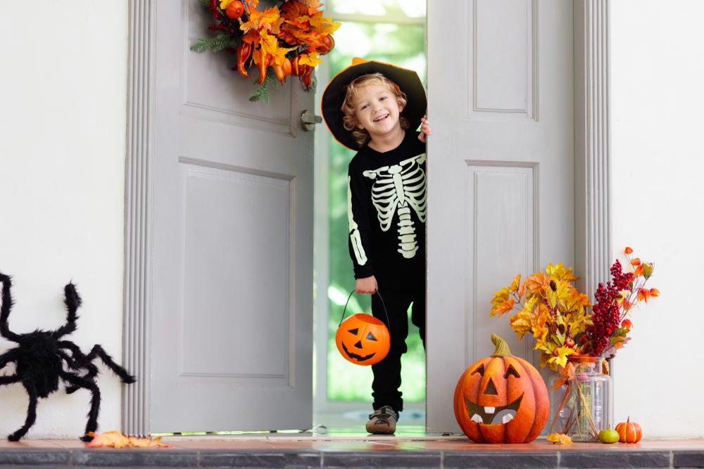 12 крутых костюмов на Хеллоуин для мальчиков
