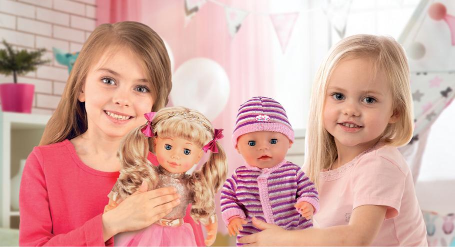 Интерактивная кукла: любимая подружка современной девочки