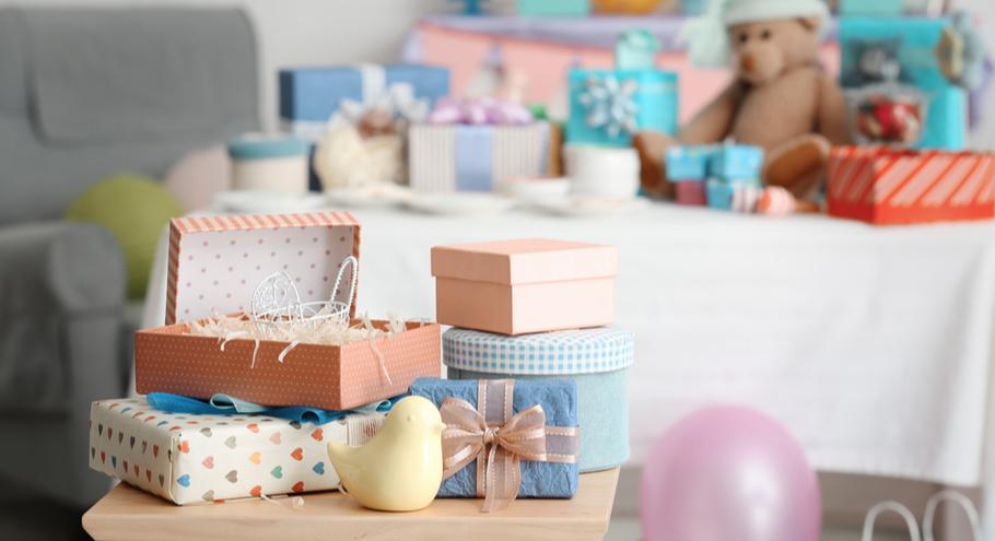 ТОП-5 подарков на рождение ребенка