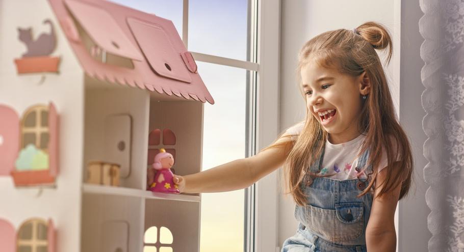 Дочки-матери: аксессуары для игр с куклами