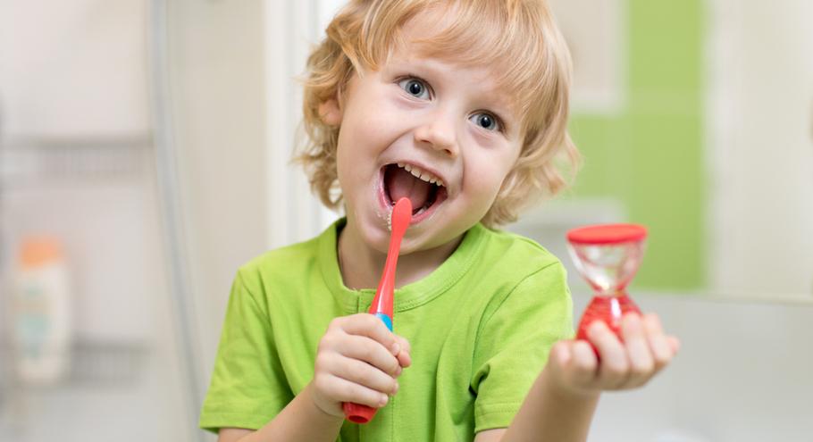 5 электрических зубных щёток для любого ребёнка