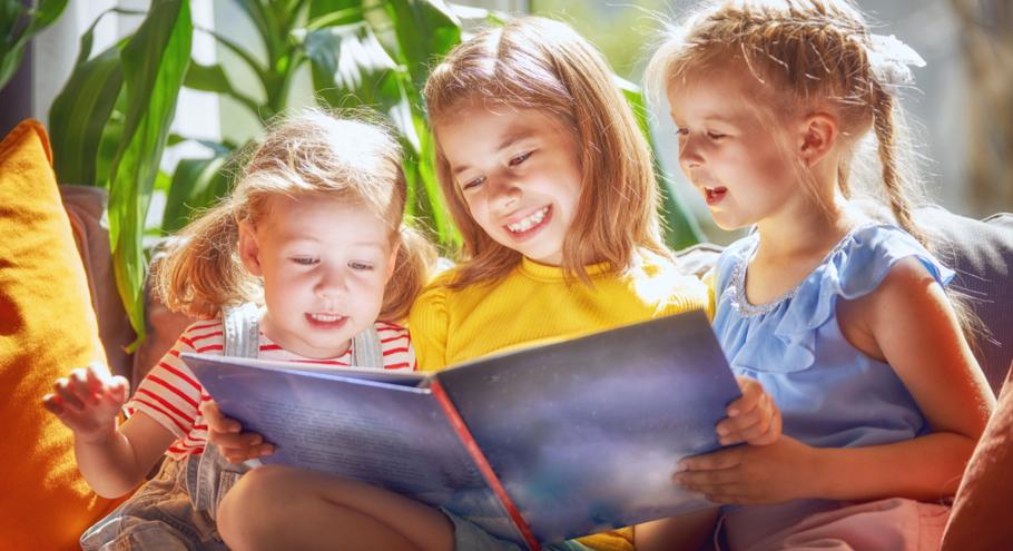 В Эстонии выпустили детскую книгу, которая читает себя сама