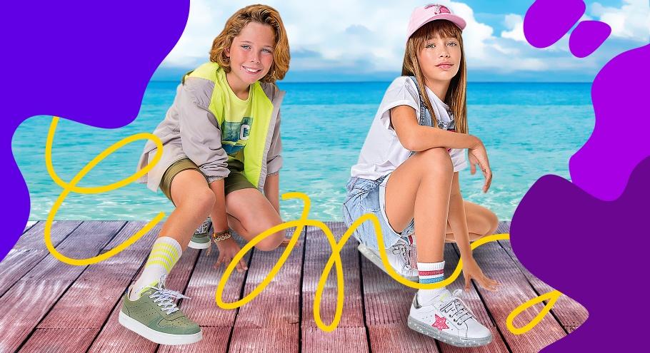 Как выбрать правильную детскую обувь на лето