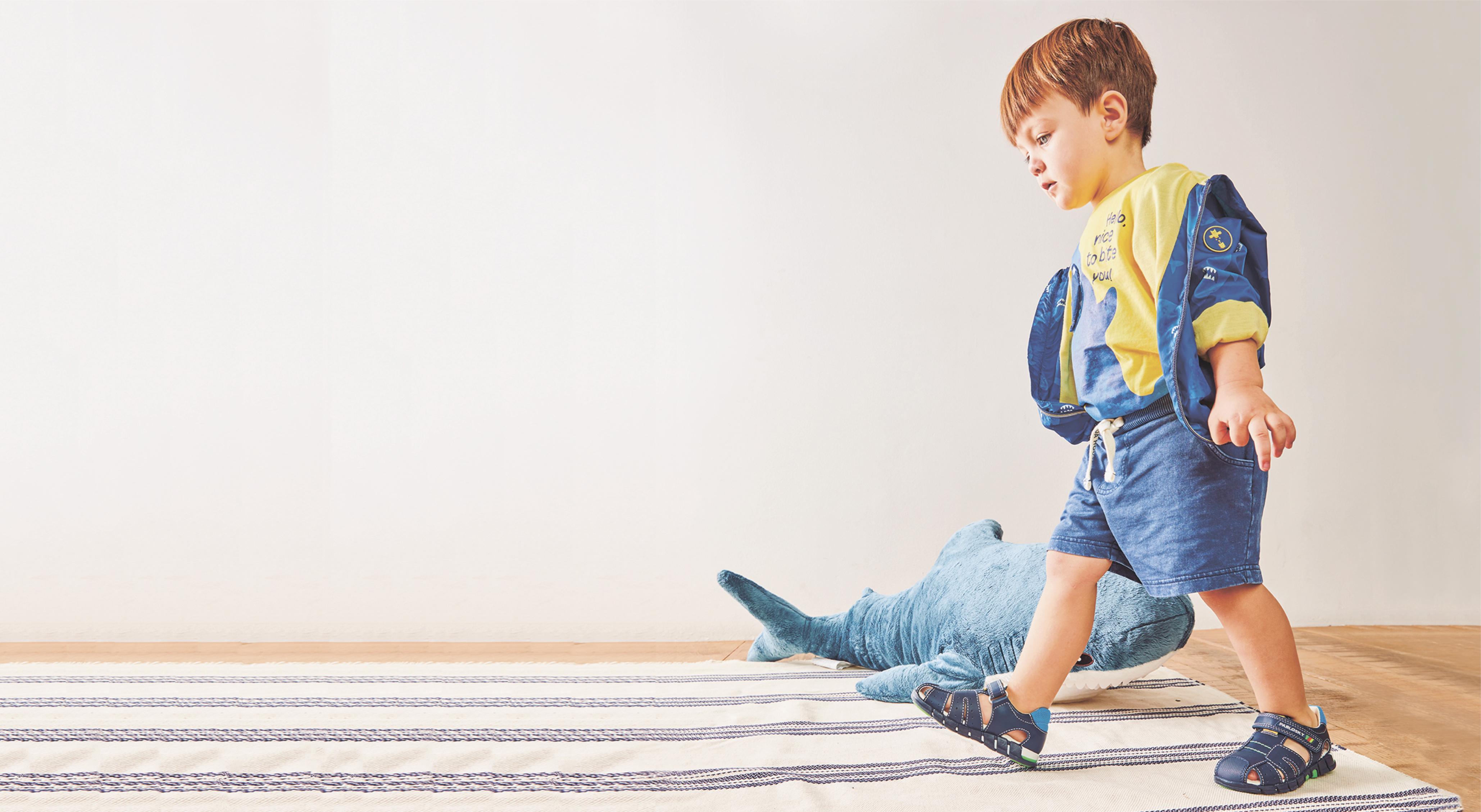 Детская обувь: главные тренды сезона весна-лето 2021