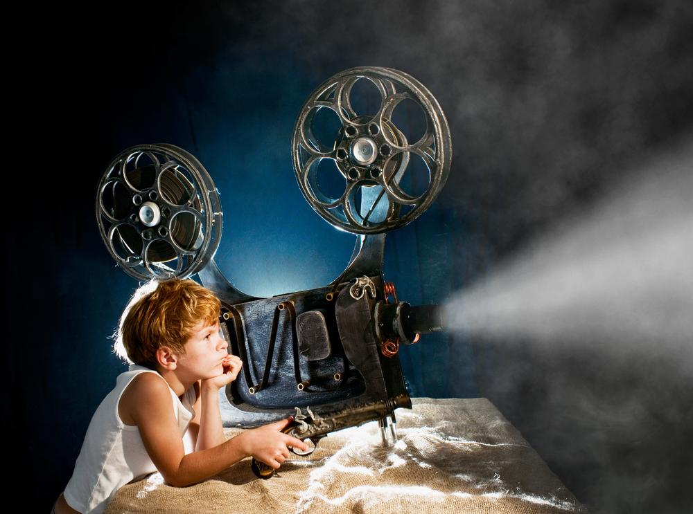 Как в сказке: диафильмы и диапроекторы для ребёнка