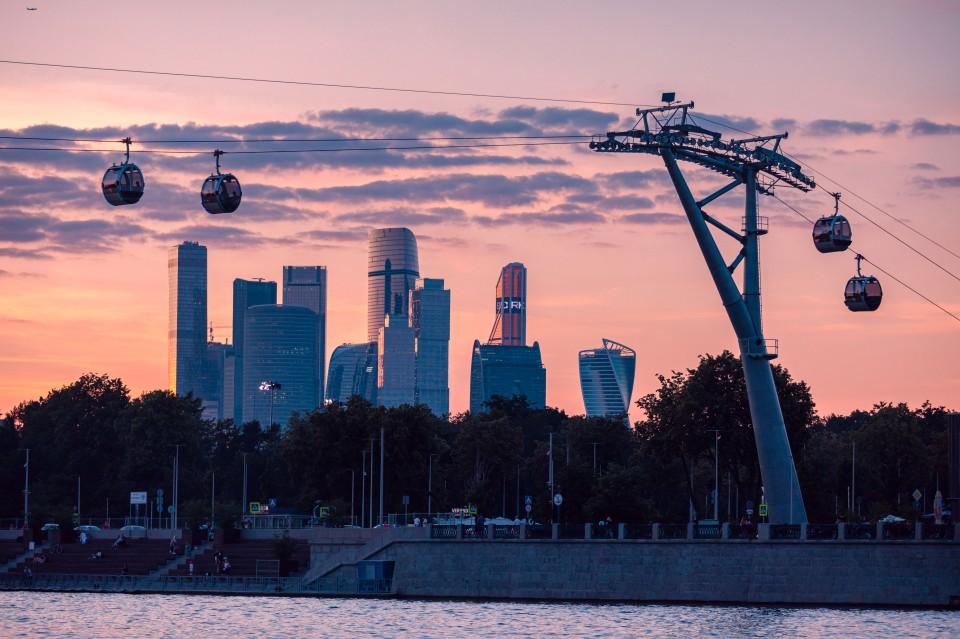 Первоклассники смогут  бесплатно прокатиться 1 сентября на Московской Канатной Дороге