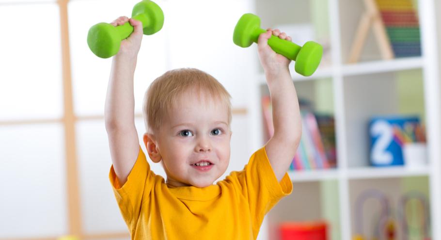 Российских детей с трёх лет будут приобщать к здоровому образу жизни
