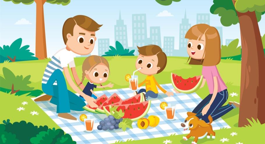 Собираемся на пикник: что может понадобиться?
