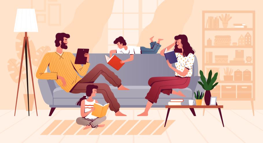 8 книг о семье, которые помогут вам избежать проблем в собственной