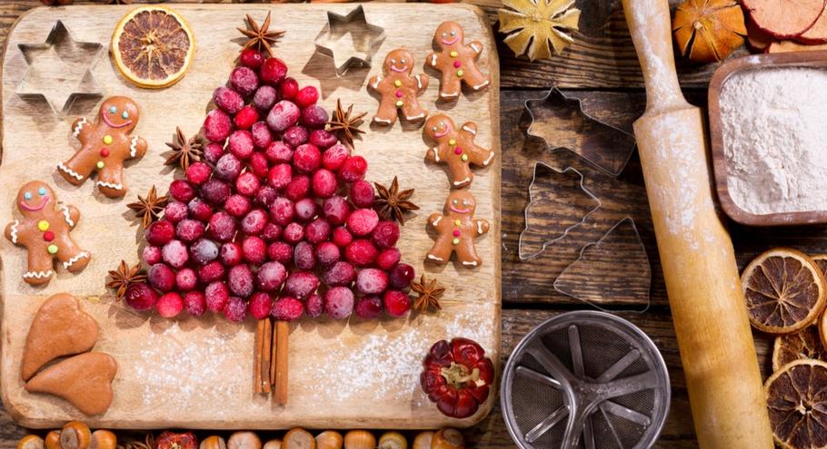 Три интересных рецепта новогодних блюд