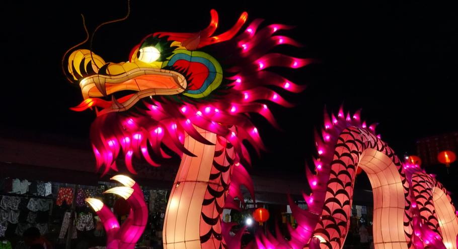 Фестиваль волшебных китайских фонарей пройдёт в парке «Сокольники»