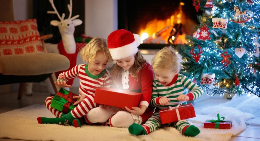 Что подарить ребёнку на Новый год? Часть III