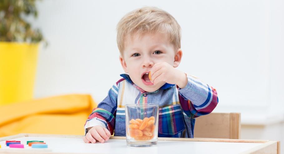 Вкуснотища: готовые полезные перекусы для детей