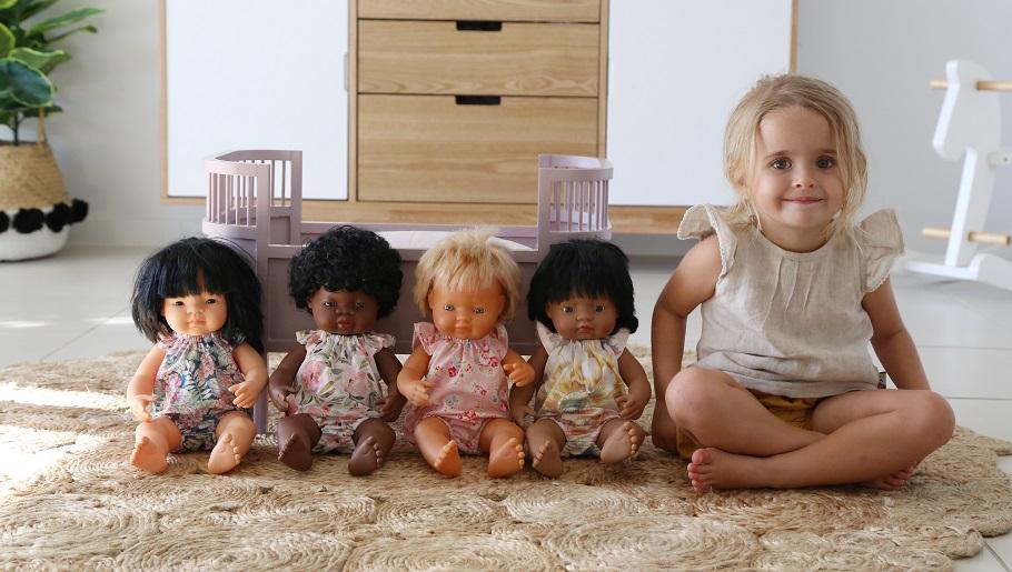 Кукла – лучшая развивающая игрушка