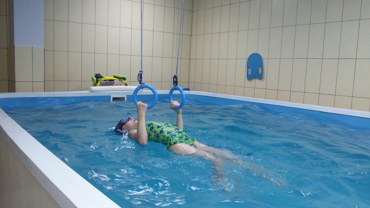 Что общего у бассейна для грудничкового плавания в Курске и высадкой человека на Луну