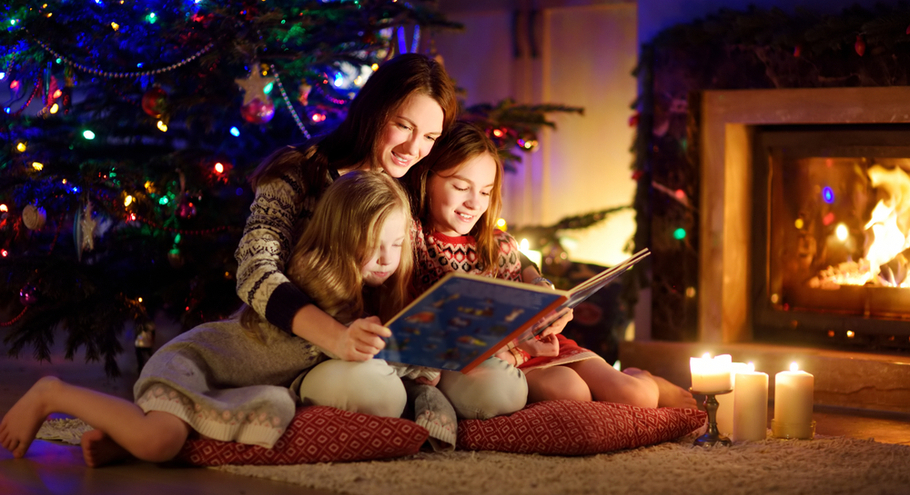 Что почитать с детьми, чтобы поймать новогоднее настроение?