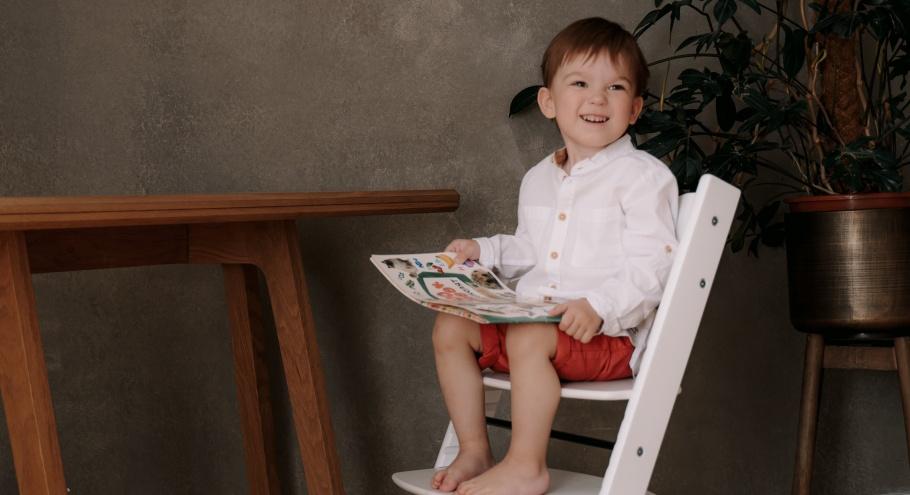 Что в растущем стуле ортопедического?