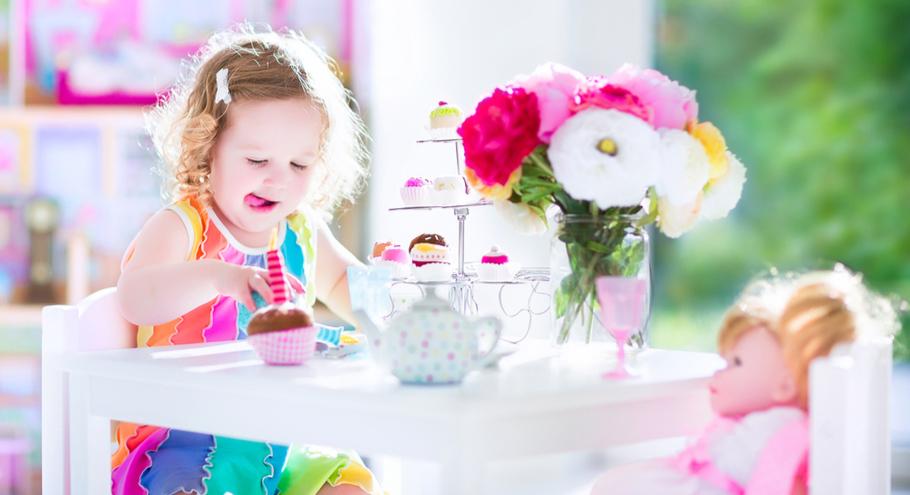«Дочки-матери»: о чём мечтают девочки?