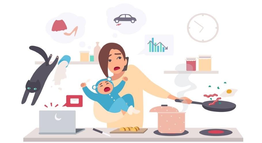 Тайм-менеджмент для мам или в поисках 25 часа