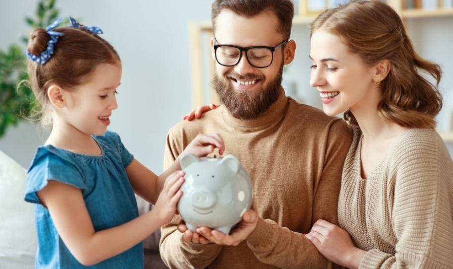 Как научить ребёнка распоряжаться деньгами?