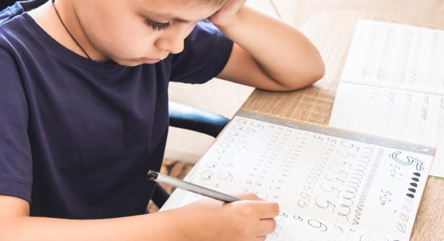 Как выбрать прописи для дошкольника