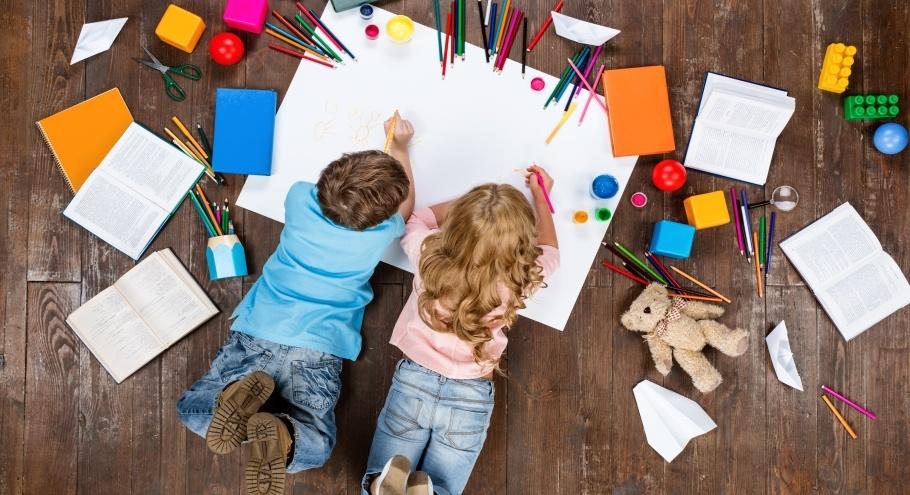 Чем занять ребёнка: 7 простых и проверенных способов