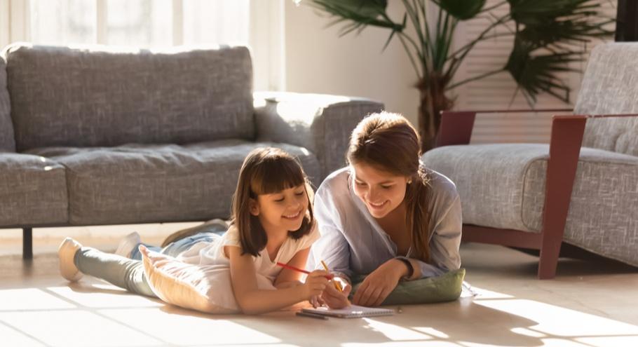 6 способов восстановить силы для мамы