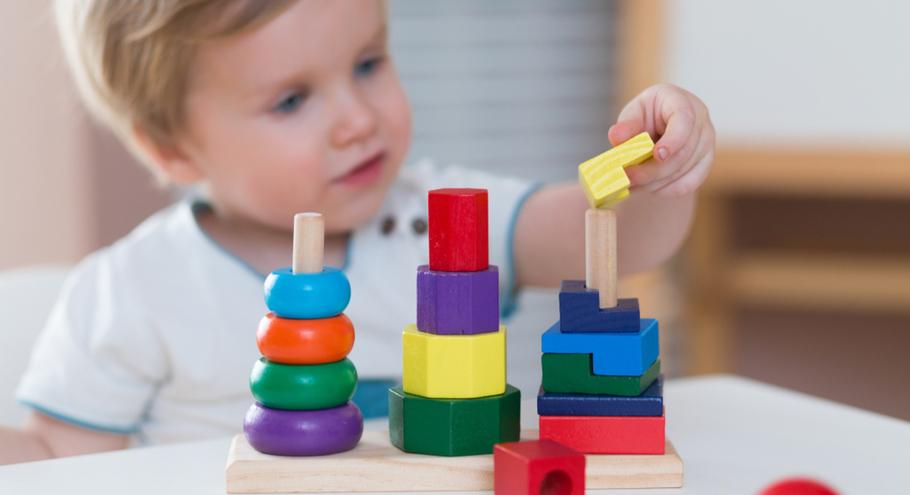 Развивашки: как увлечь ребёнка?