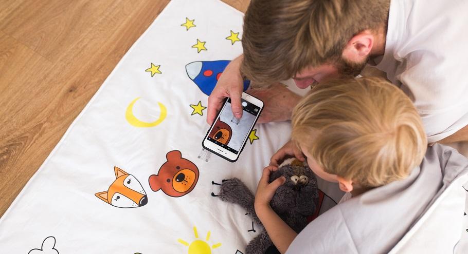 Необычные подарки: выбираем говорящее одеяло