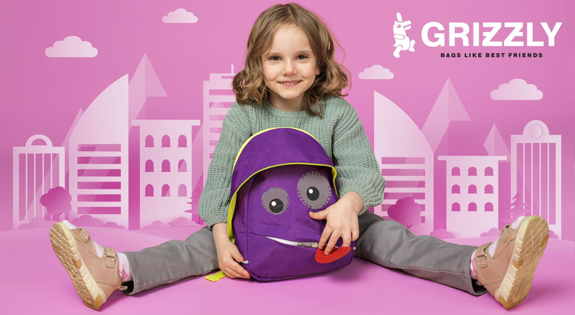 Детский рюкзак, который светится: ребенок счастлив, мама спокойна