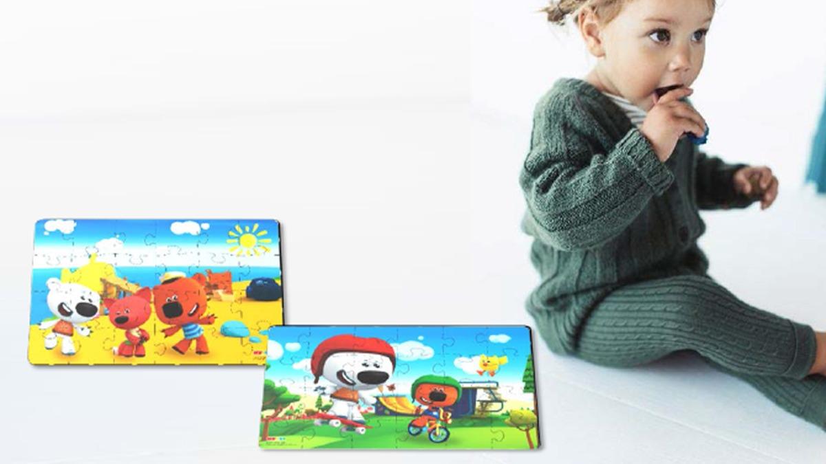Играем и смотрим: чем порадовать ребенка, который любит мультфильм «МиМиМишки»