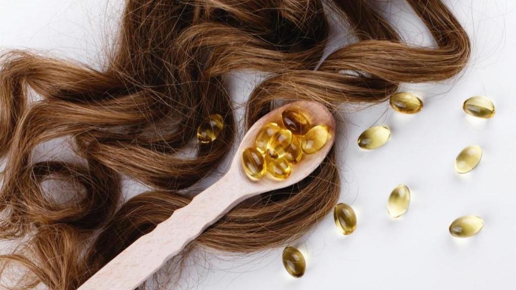 Профессиональный витаминный уход для волос у вас дома