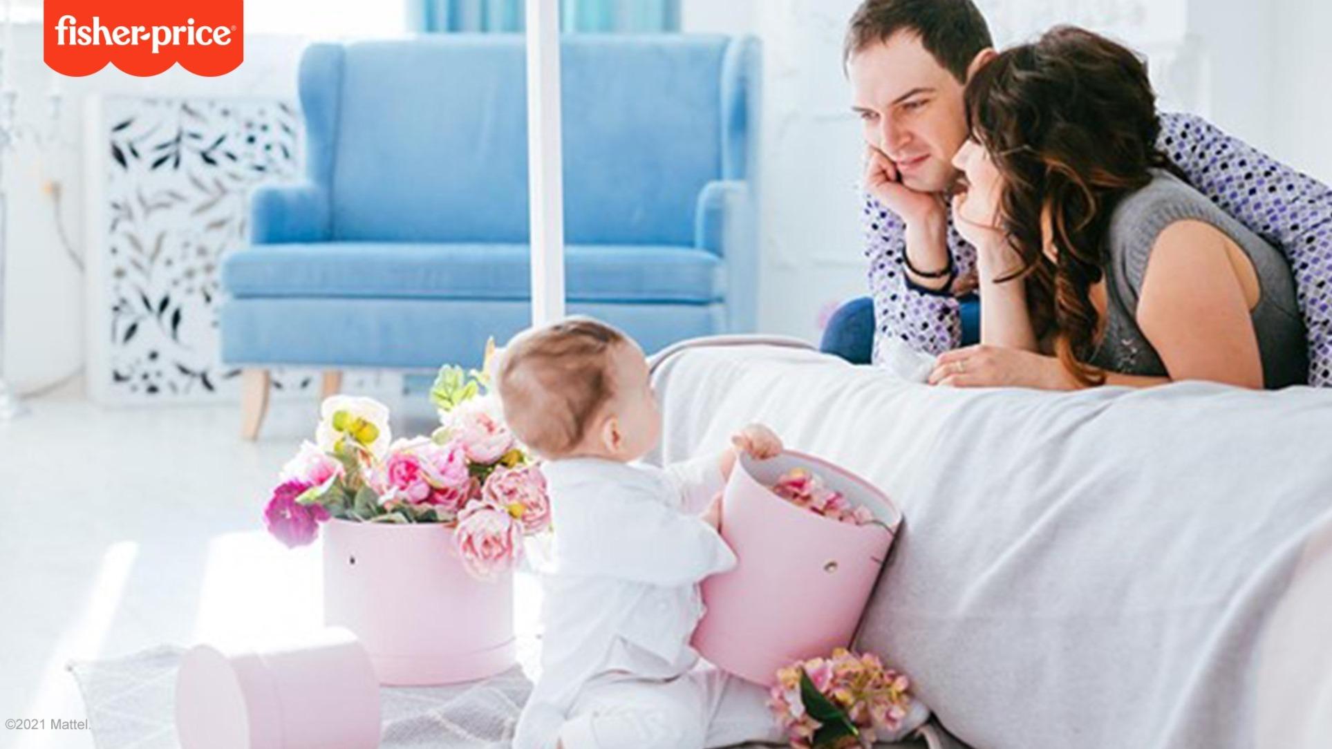 5 способов сделать игру с малышом интересной и увлекательной для его родителей
