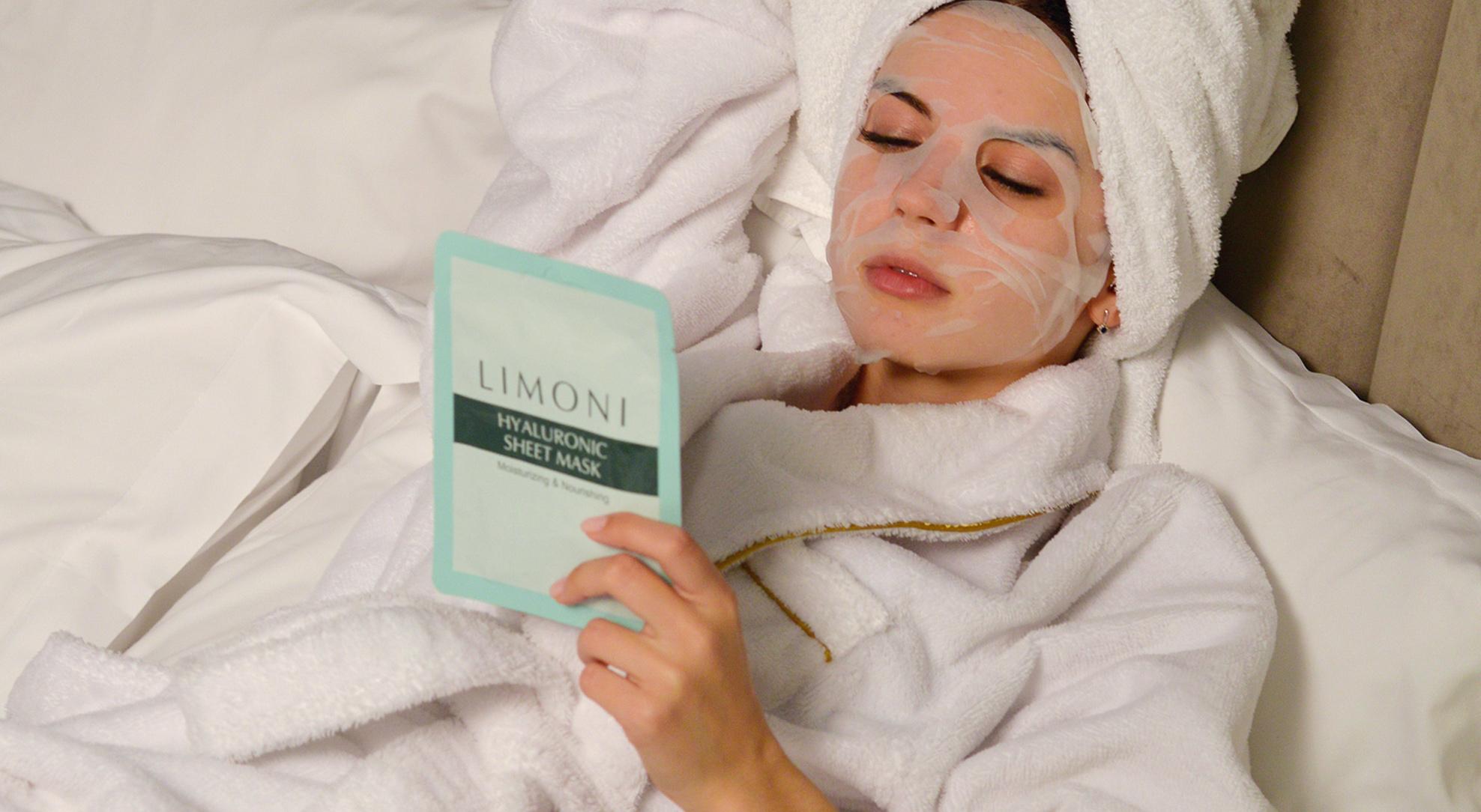 Тканевые маски – салонный уход дома