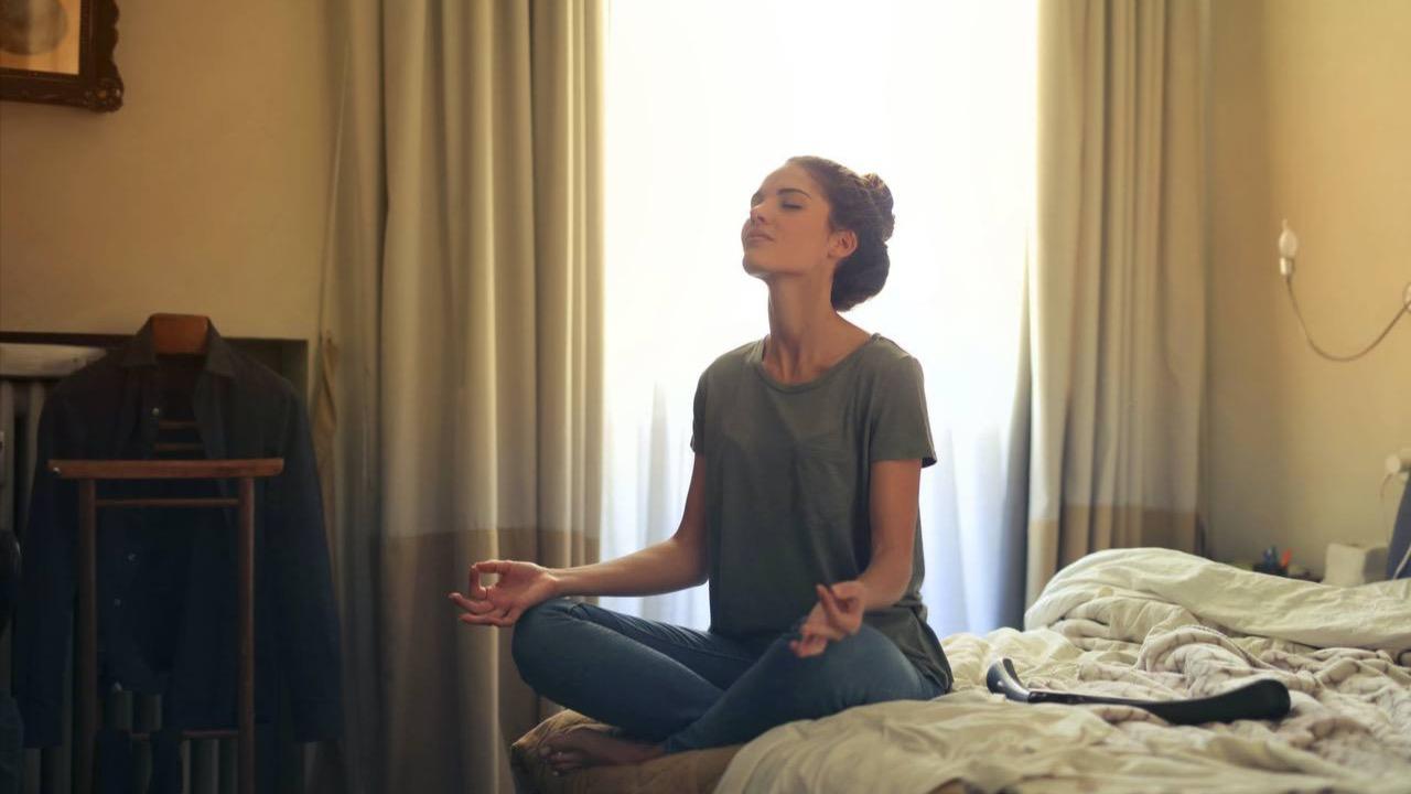 Время для мамы: уроки медитации