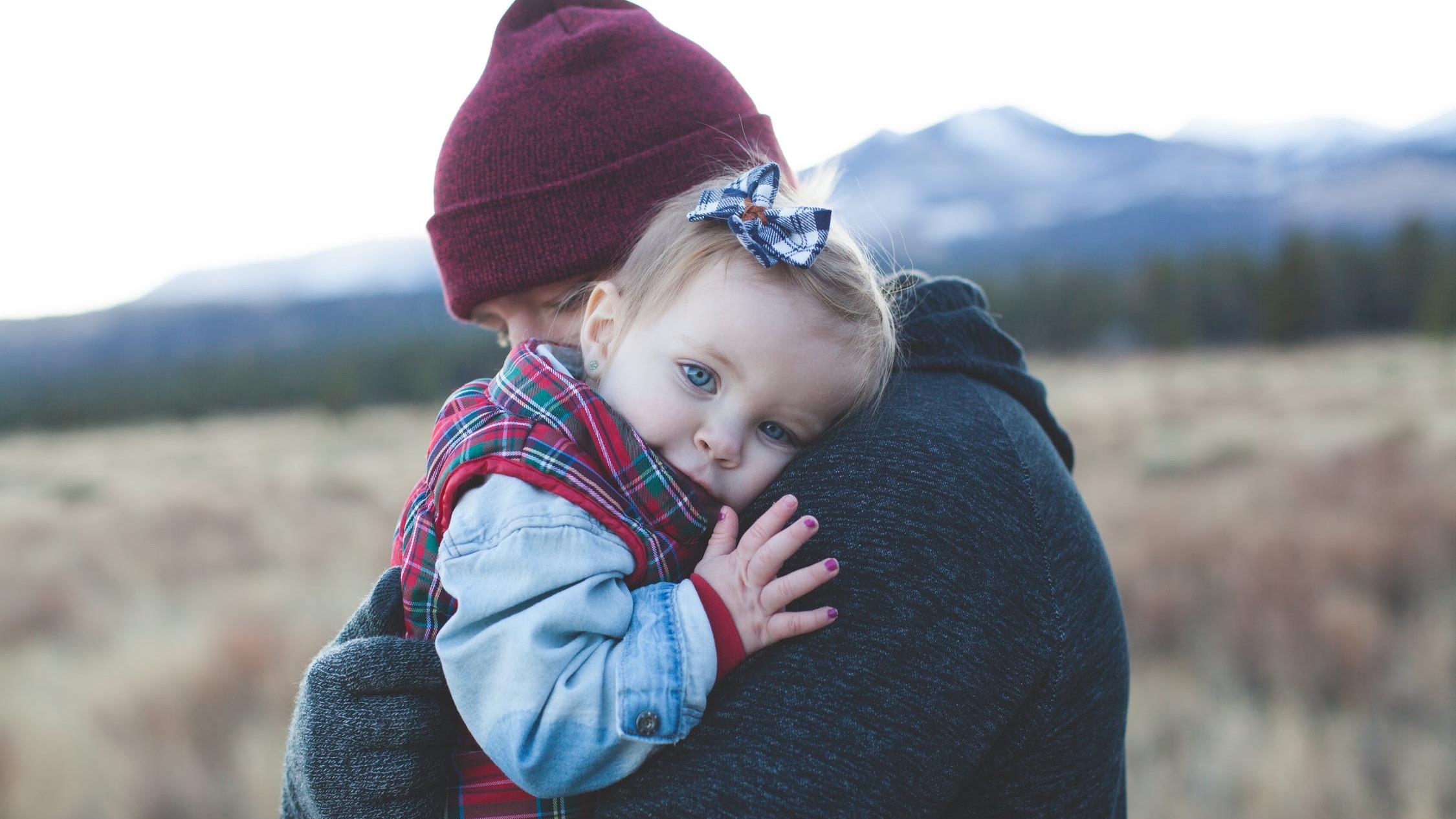 Роль папы в жизни малыша