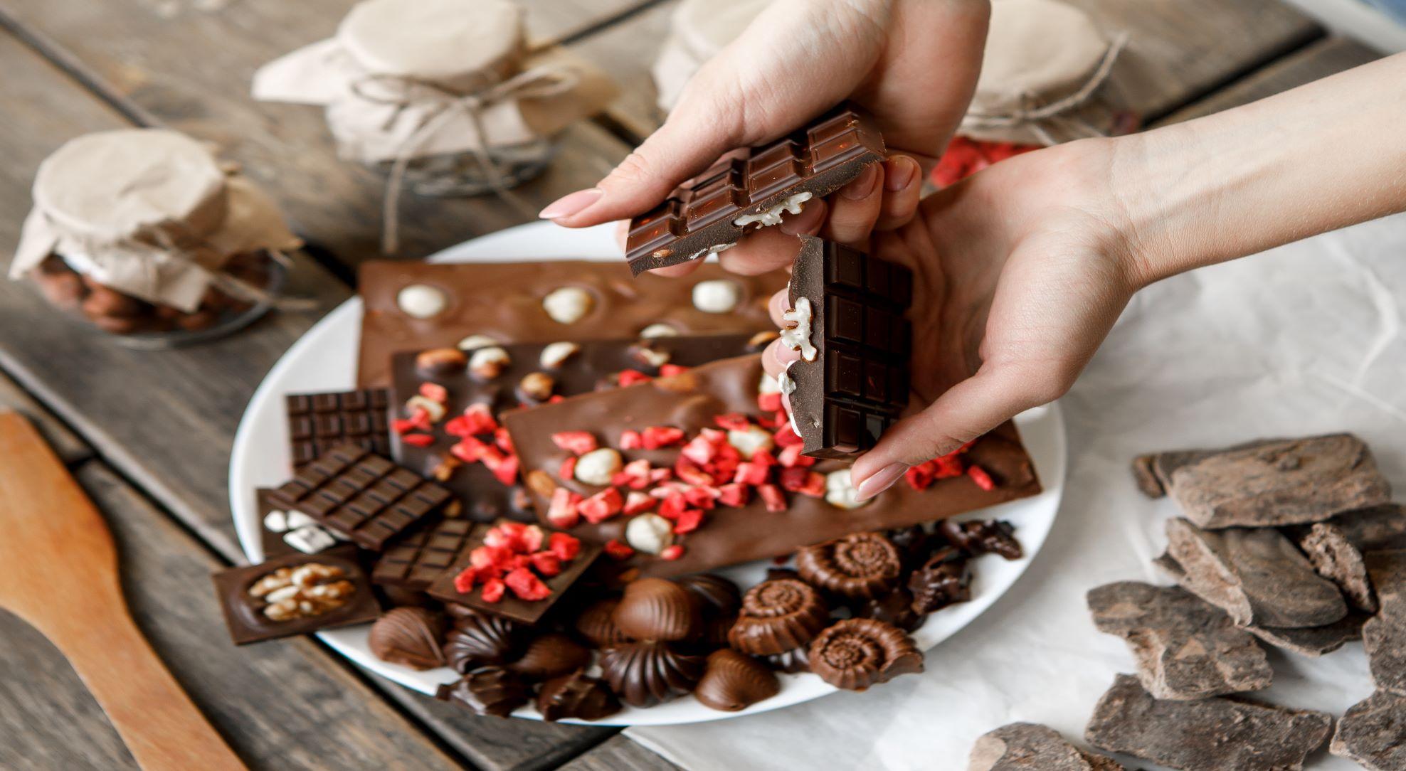 Полезная замена вредным сладостям