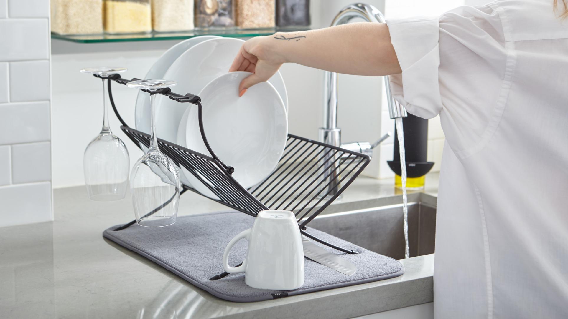 Сушилки для посуды.