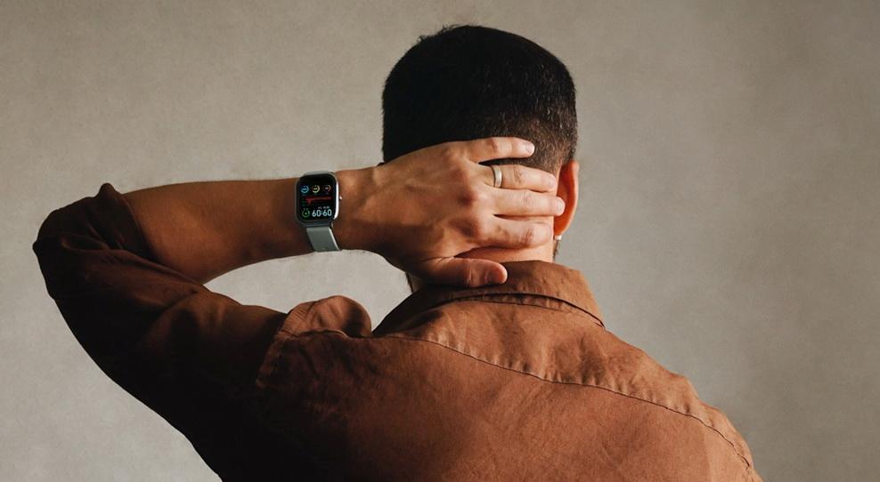 ALCOR - умные часы с широким функционалом