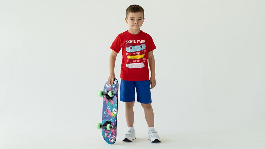 Идём в детский сад! Список одежды для мальчика