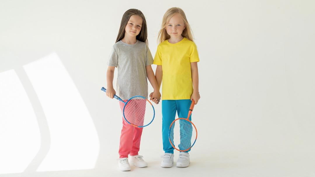 Спортивная одежда для детского садика и школы