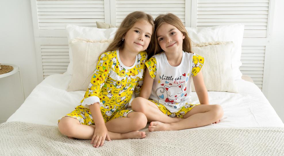 Летняя одежда для сна, или Зачем нужна пижама?