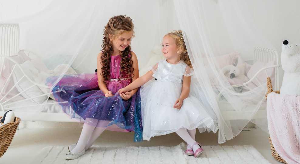 Как выбрать платье для девочки: 5 правил, о которых вы не задумывались