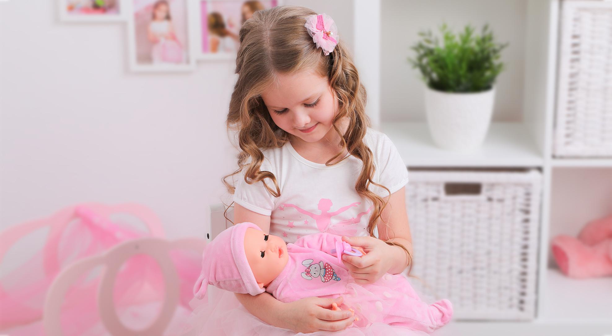 Интерактивные куклы от Мэри Поппинс: развиваем эмоциональный интеллект