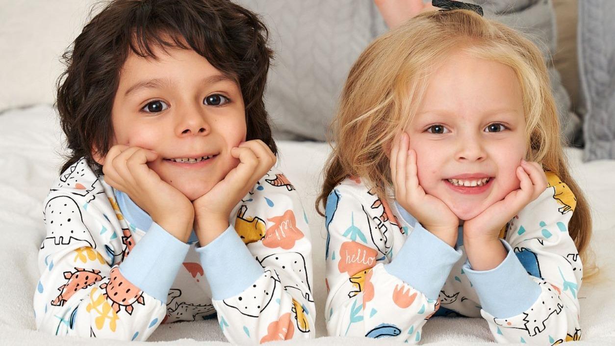 Пижама для детей: основные нюансы и критерии выбора
