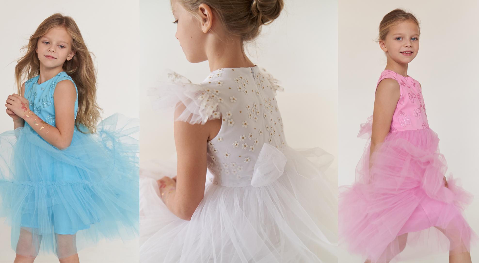 Пышное платье принцессы - когда, если не в детстве?