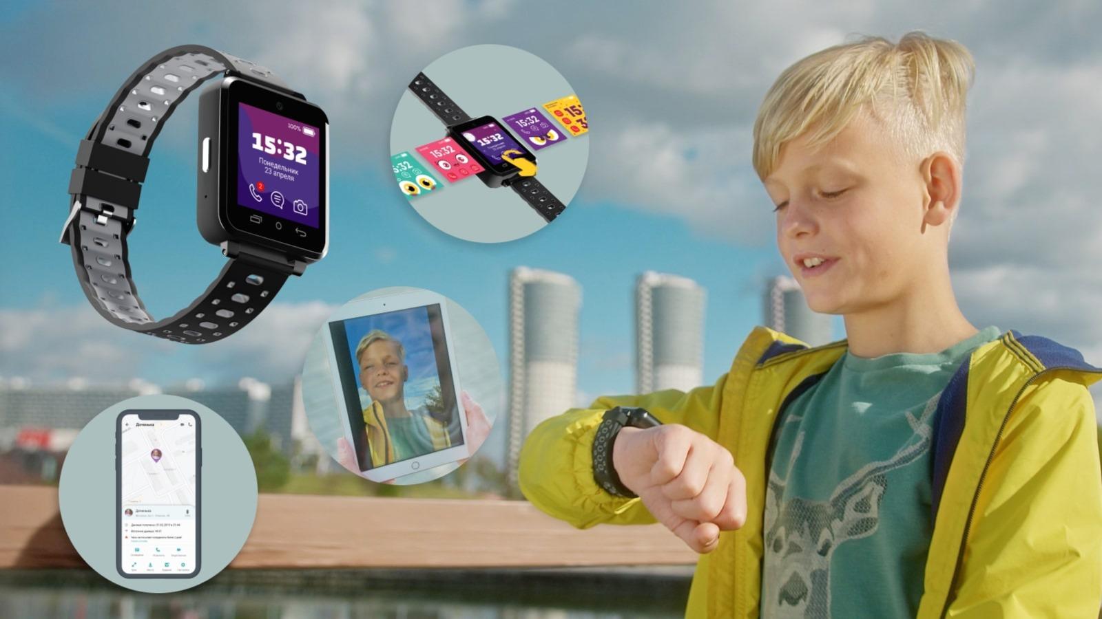 Смарт-часы для детей. Почему родители выбирают их?